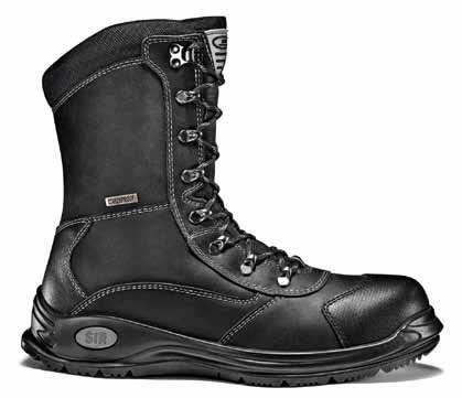 Darbiniai batai Amazzonia S3, juoda, Sir Safety System