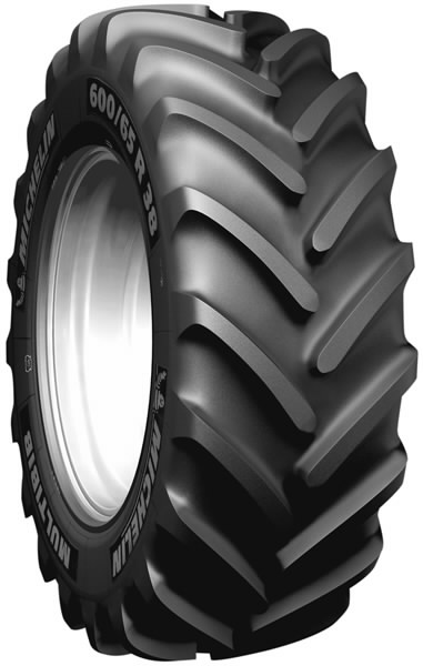 Padanga  MULTIBIB 600/65R38 153D, MICHELIN
