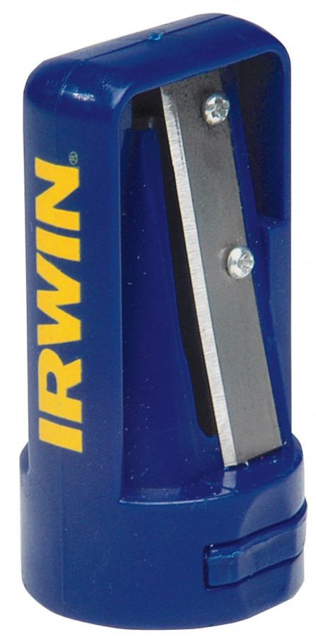 Drožtukas statybiniam pieštukui!, IRWIN