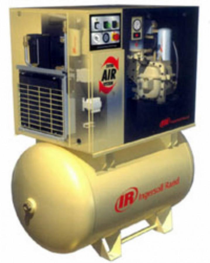 kruvikompressor 5,5 KW R5.5IU-10-200SD-D TAS, Ingersoll-Rand