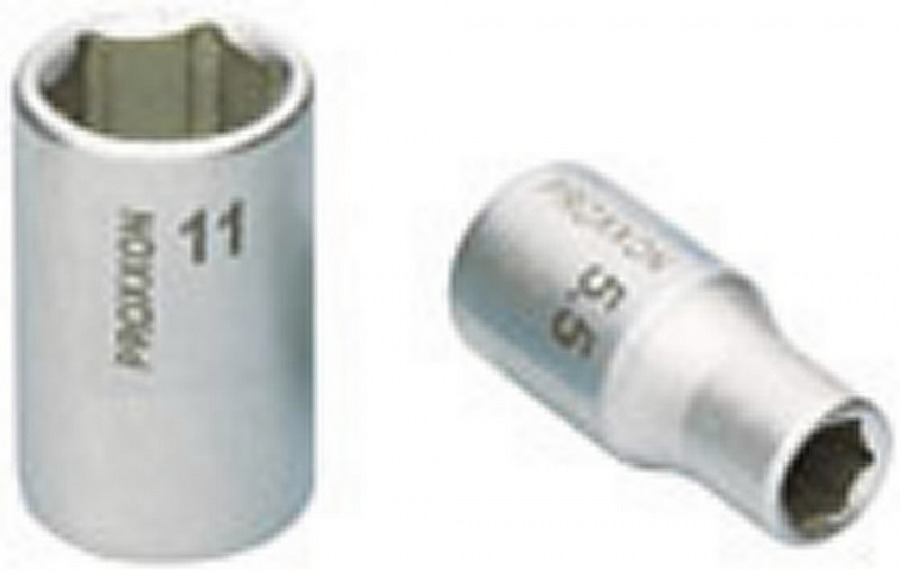Galvutė 4 mm, 1/4'', Proxxon