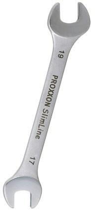Raktas atvirais galais 20x22 mm, Proxxon