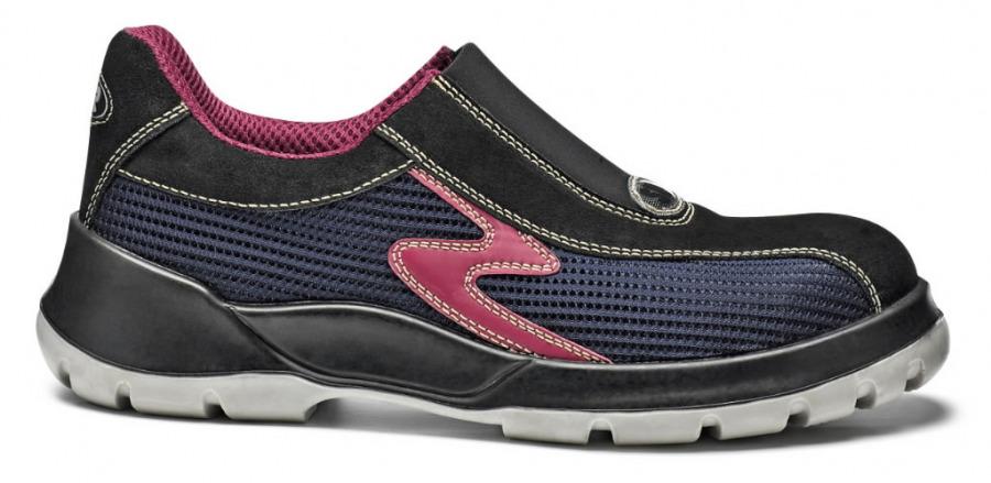 Darbiniai batai Ventura S1P, mėlyna, 46, Sir Safety System