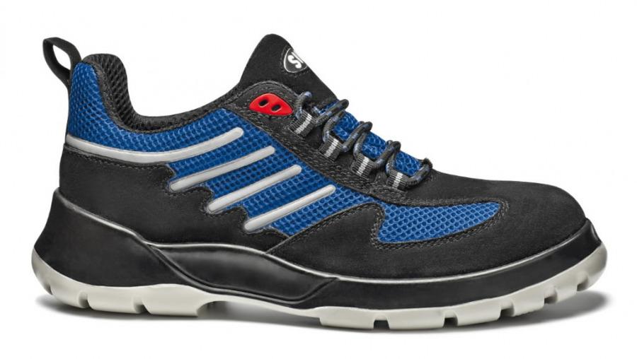 Apsauginiai batai Naomi S1P SRC, mėlyna/juoda, 47, Sir Safety System