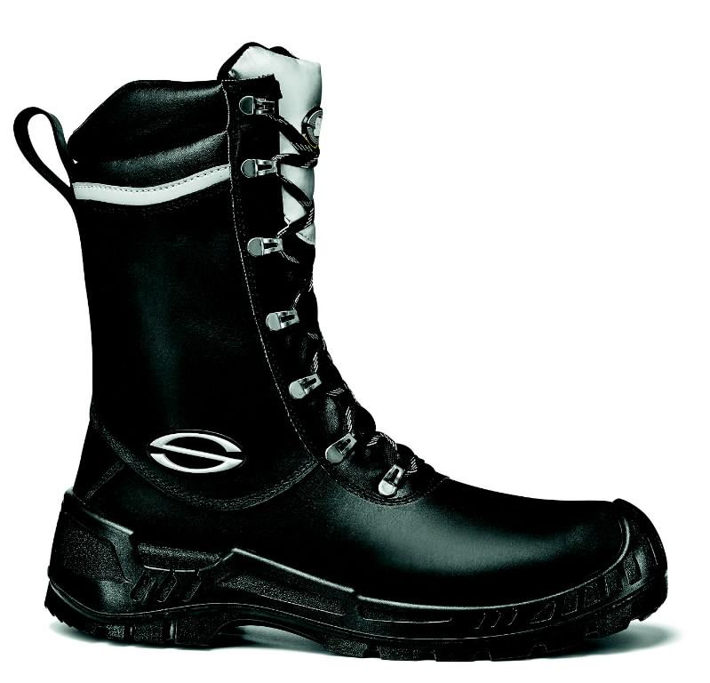 Apsauginiai batai Over cap Ethnic S3, juoda, 44, Sir Safety System