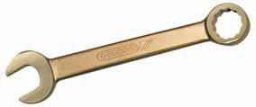 lehtsilmusvõti mittesädelev 34mm GED0130034S, Gedore