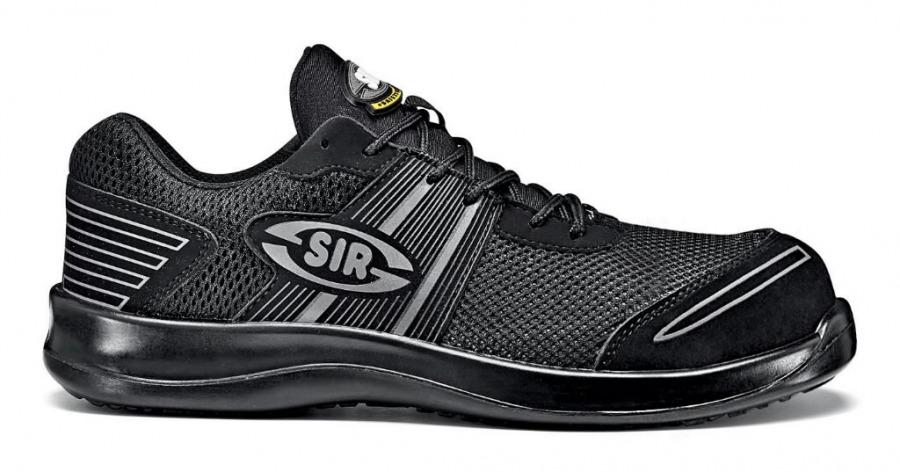 Turvakingad Mesh Fobia S1P SRC, must, 43, Sir Safety System