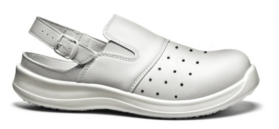 Darbiniai sandalai Clima, balta, S1 SRC, 43, Sir Safety System