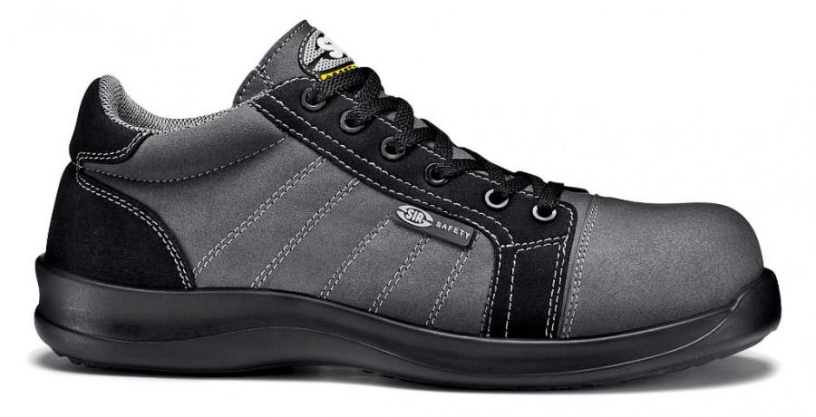 Darbiniai batai Grey Fobia S1P SRC, šv. mėlyna, Sir Safety System