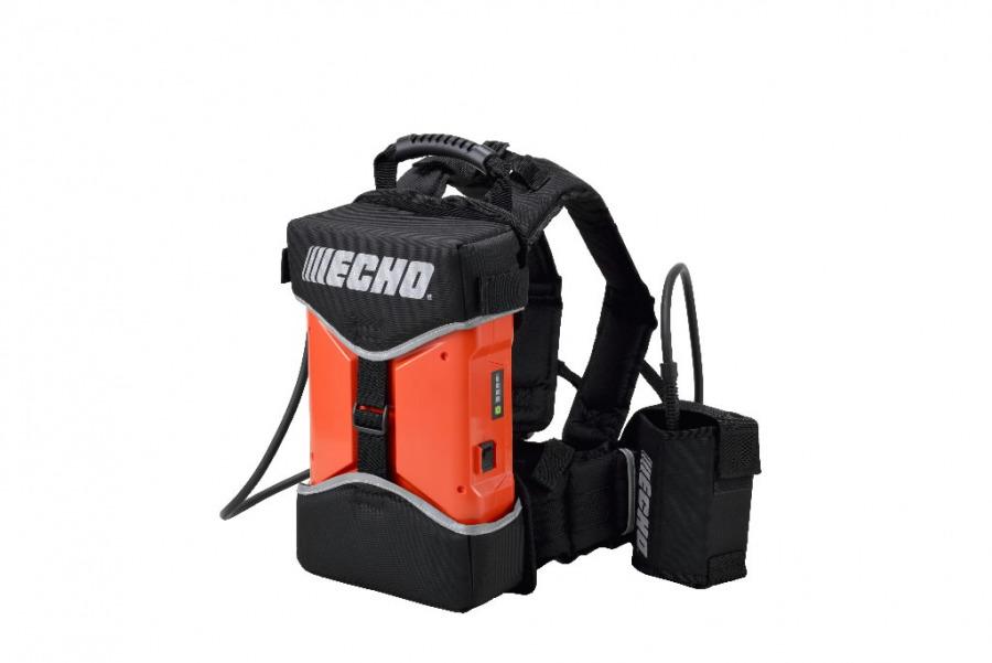 Aku ECHO 50,4V / 16Ah (LBP-560-900) seljakott, Echo