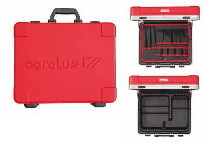 tööriistakohver tühi 2034.001, Carolus