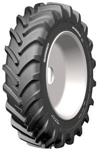 Rehv MICHELIN AGRIBIB 320/90R54 151B TL, Michelin
