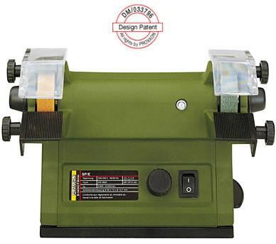 Šlifavimo ir poliravimo mašina  SP/E, Proxxon