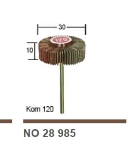 Antgalis šlifavimui Ø 30 mm, žiedlapinis, Proxxon