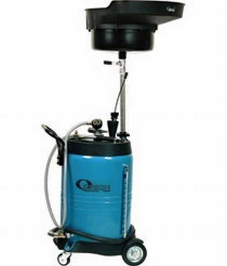 100l waste oil suction collector, Orion