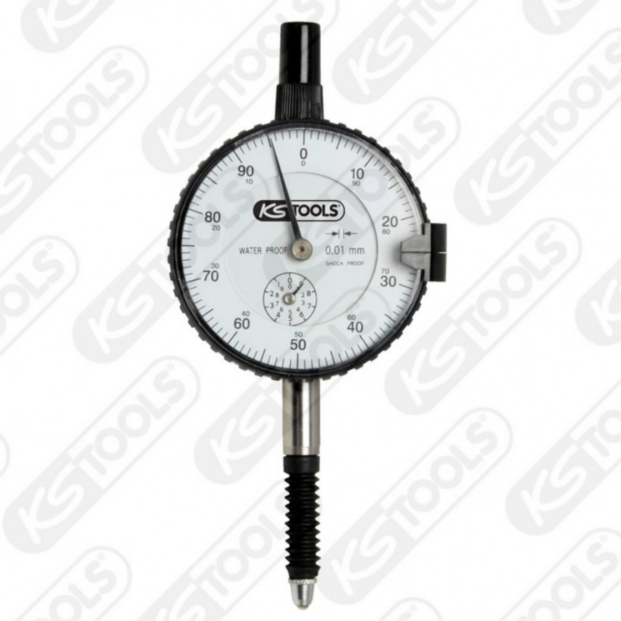 precision dial indicator gauge 0-10mm, KS tools