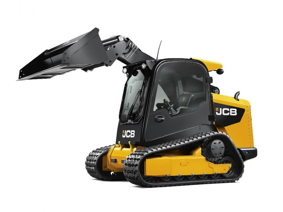 Kompaktlaadur  POWERBOOM 300T, JCB