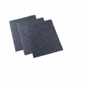 Abrazyvinis popierius WSP 230x280 P600 atsparus vandeniui, Rhodius