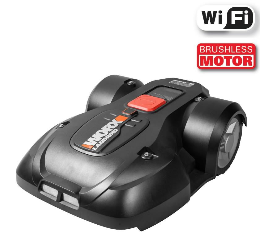 Vejapjovė robotas Landroid L, WG797E.1, WiFi 2000 m2, Worx