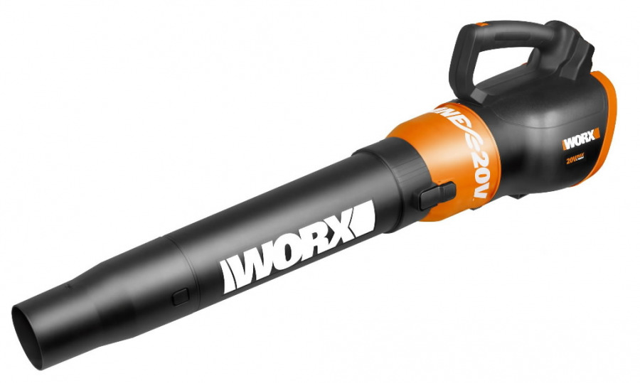 Akuga õhuluud WG546E.9, 20 V, ilma aku ja laadijata, Worx