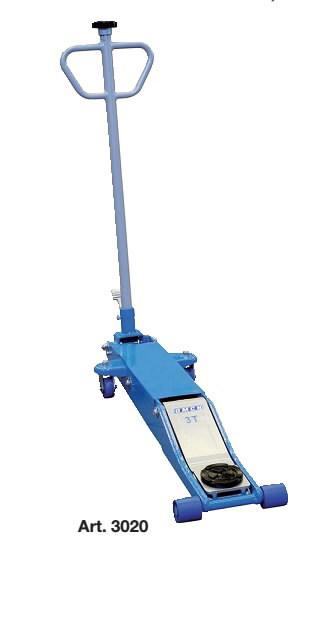 Hidraulinis domkratas 3T, 90-505 mm, OMCN