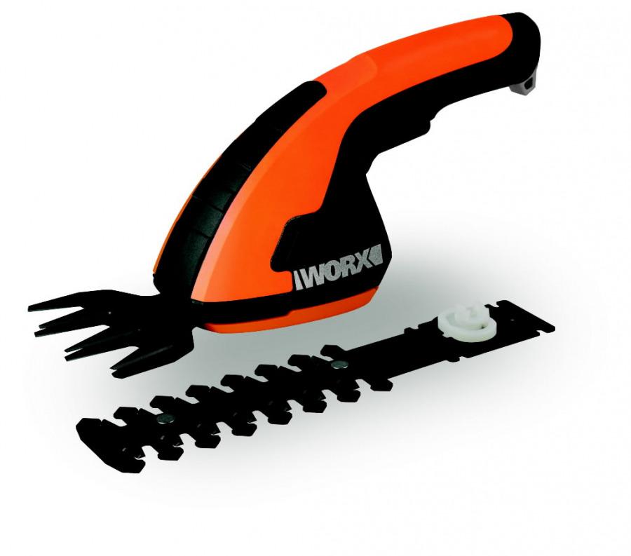 Akumuliatorinės žolės žirklės WG800E.1, Worx