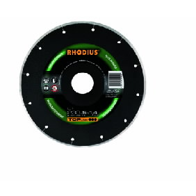 Deimantinis diskas LD1 180x5x1,4x22mm, Rhodius