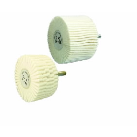 Poliravimo cilindras FLP 80x50x6 D5/H40, Rhodius