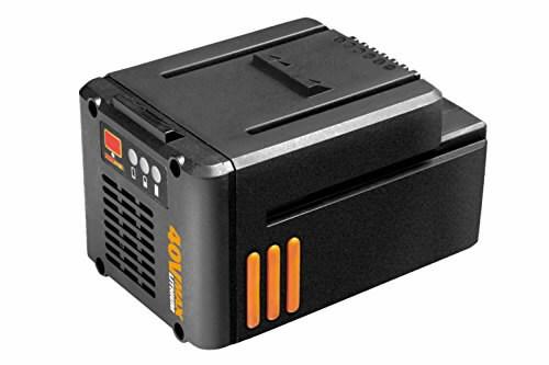Battery pack 40V / 2,5Ah Li-ion, WORX WA3545, Worx