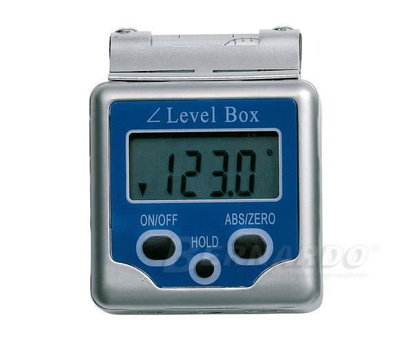 Digitaalne lood ja nurgamõõtja Level Box, Bernardo