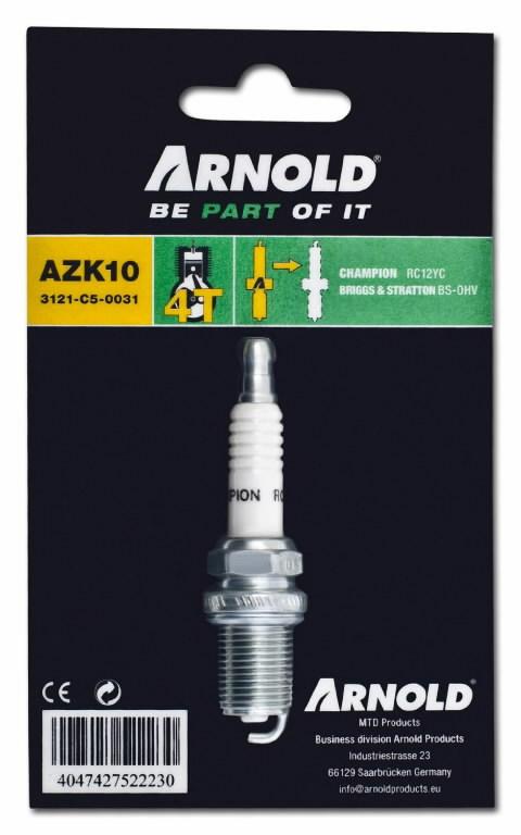 Spark plug RC12YC, Arnold