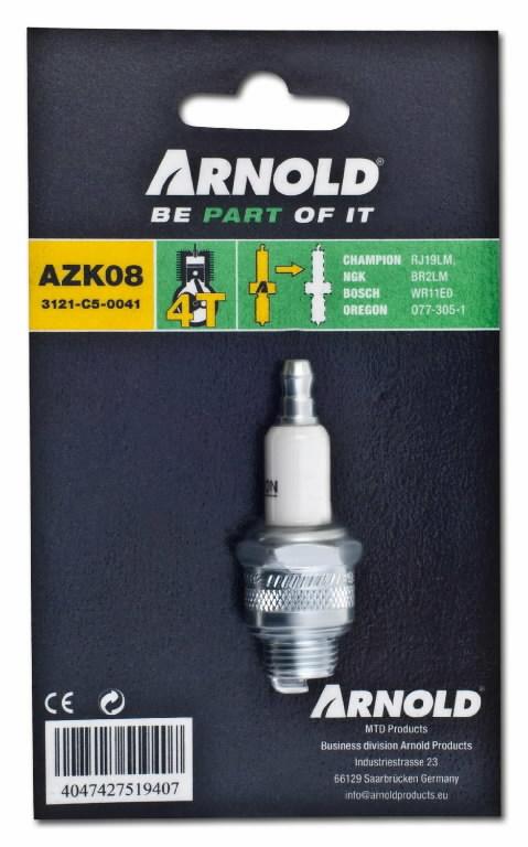 Spark plug RJ19LM, BR2LM, Arnold