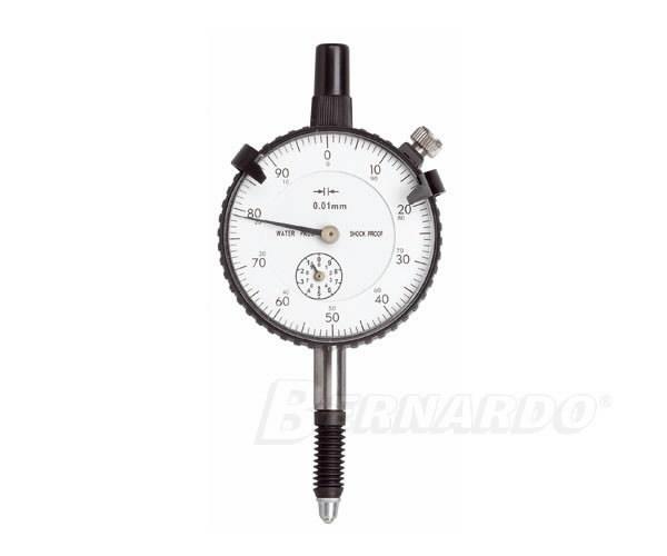 Dial test indicator 10x0,01mm DIN 878, Bernardo