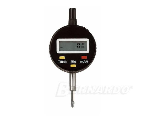 Dial indicator general style 0 - 10 mm x 0,01 mm, Bernardo