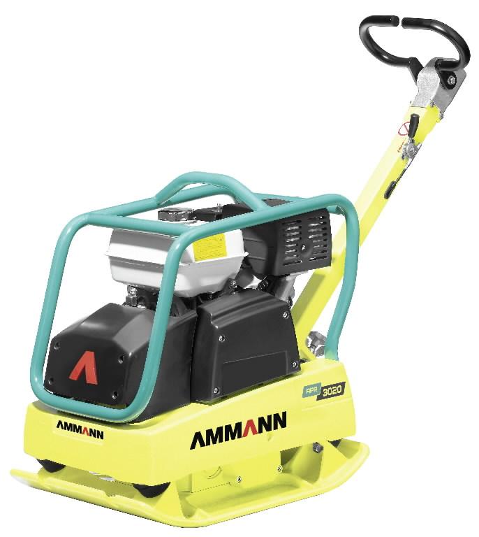 Reversible plate compactor AMMANN APR 3020, Ammann