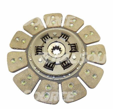 Clutch disc JCB 331/14487, TVH Parts