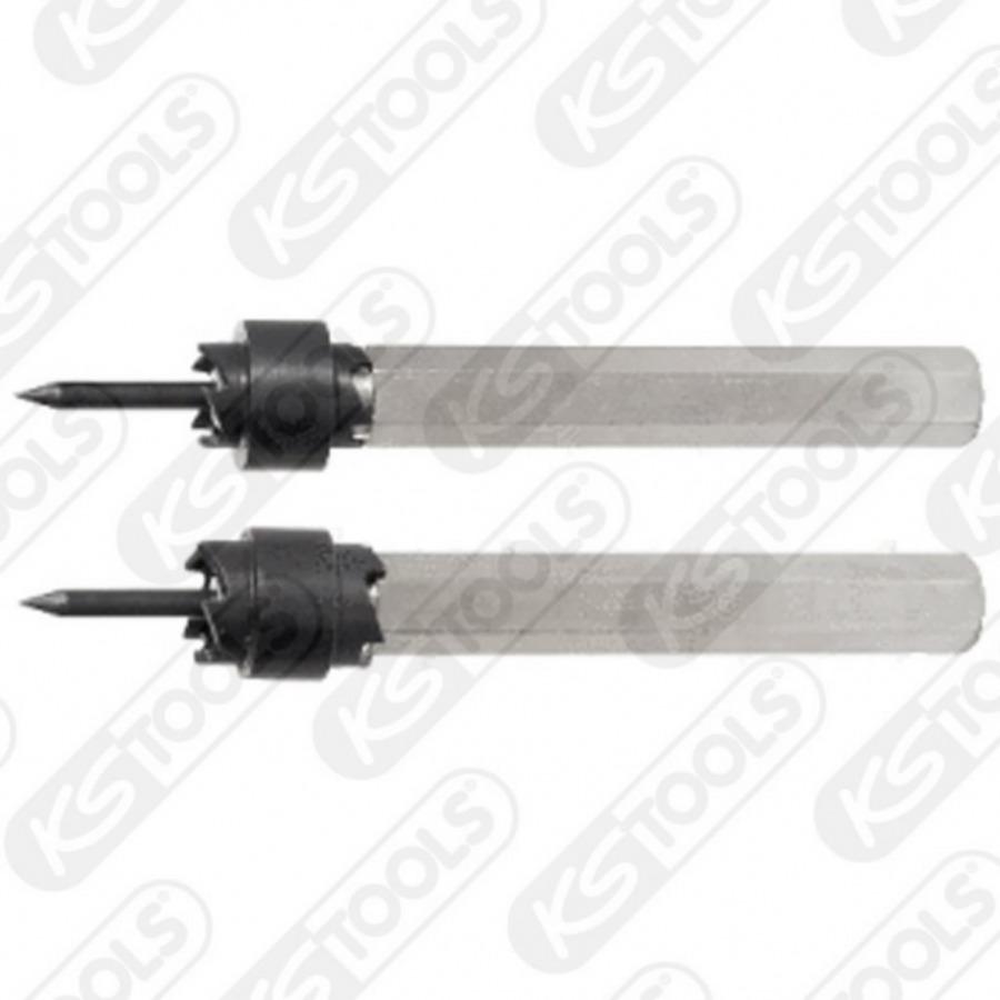Grąžtas suvirinimo siūlėms Ø 10,0mm, KS tools