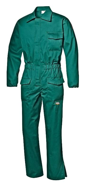 Ugniai atsparus kombinezonas, žalia, 58, Sir Safety System