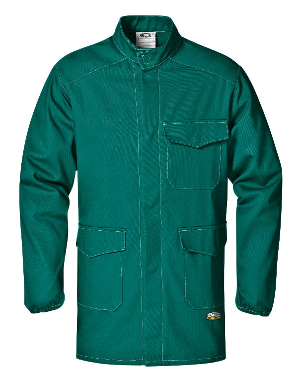 Keevitaja jakk, roheline, 50, Sir Safety System