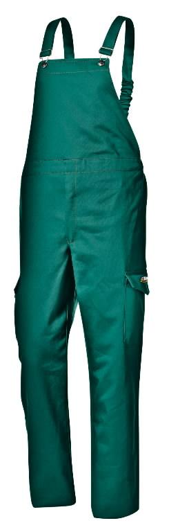 Suvirintojo puskombinezonis, žalia, 58, Sir Safety System