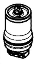 Spyruoklė pneumatinė, sėdynės, JCB