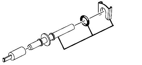 Inlet connector set T4F, JCB