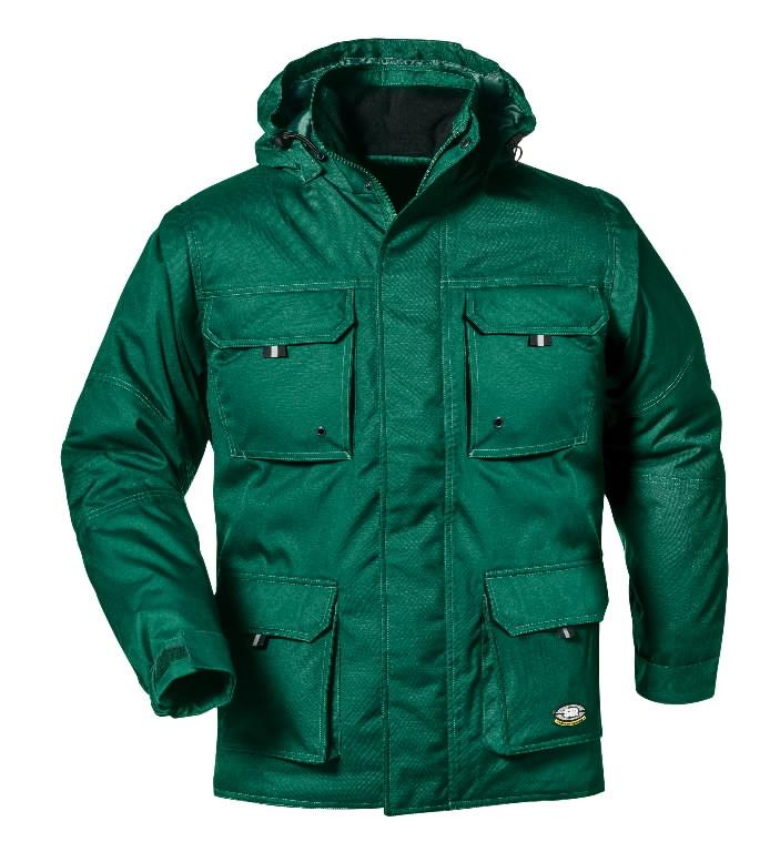 Žieminė striukė Nassau, žalia L, Sir Safety System