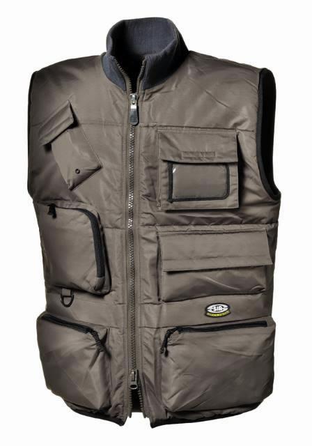 Talvevest Kaiser pruun, L, Sir Safety System