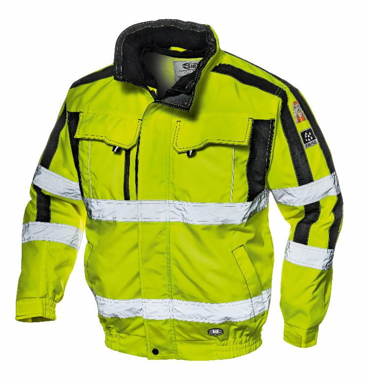 Žieminė Striukė 4 - 1 Contender, geltona, 3XL, Sir Safety System