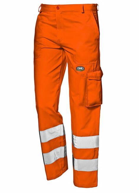 Kelnės Mistral, oranžinė, 52, Sir Safety System