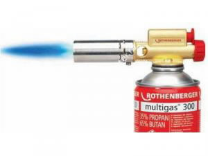 gaasipõleti kmpl EASY-FIRE kuni 22mm torule, Rothenberger