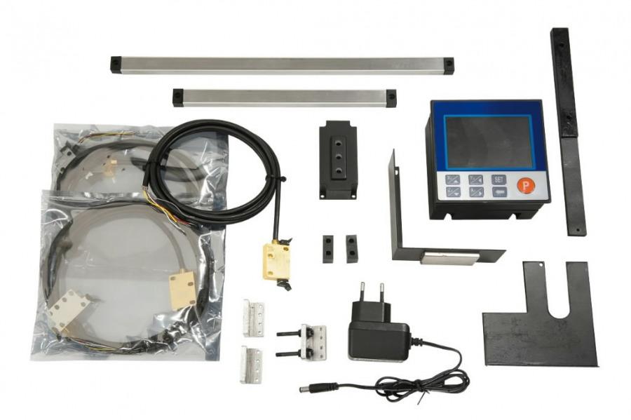 2-axis digital readout set Profi 400V/400G, Bernardo