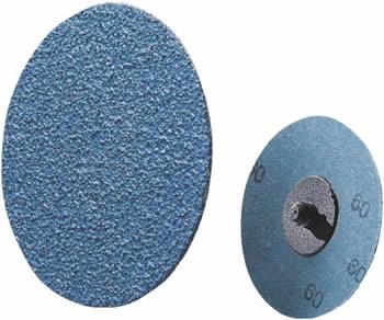 Šlifavimo diskas Roloc 50mm P36  ZK713 Zircon, VSM