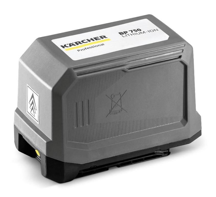 Accumulator package BP 750/36, Kärcher